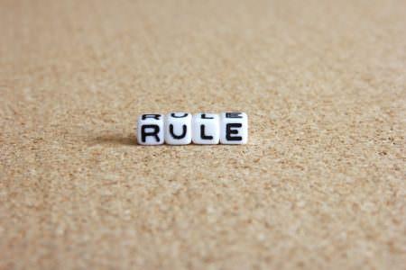 友情結婚夫婦のルール