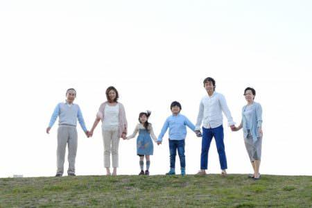 色々な家族