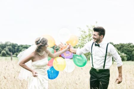ご成婚カップルがご挨拶にお越しくださいました♪
