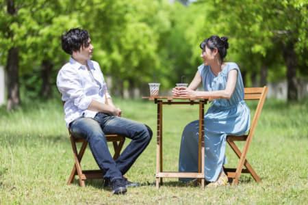 話し合い期間に何するの?その延長が結婚生活