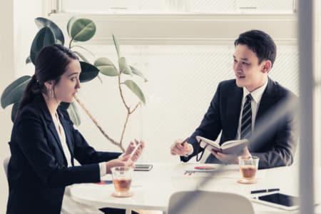 話し合い中に意見が食い違った場合、あなたならどうしますか?